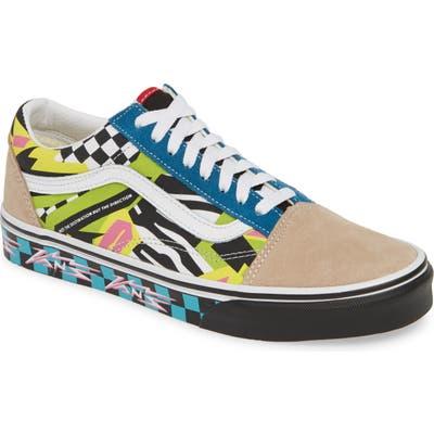Vans Old Skool Sneaker- White