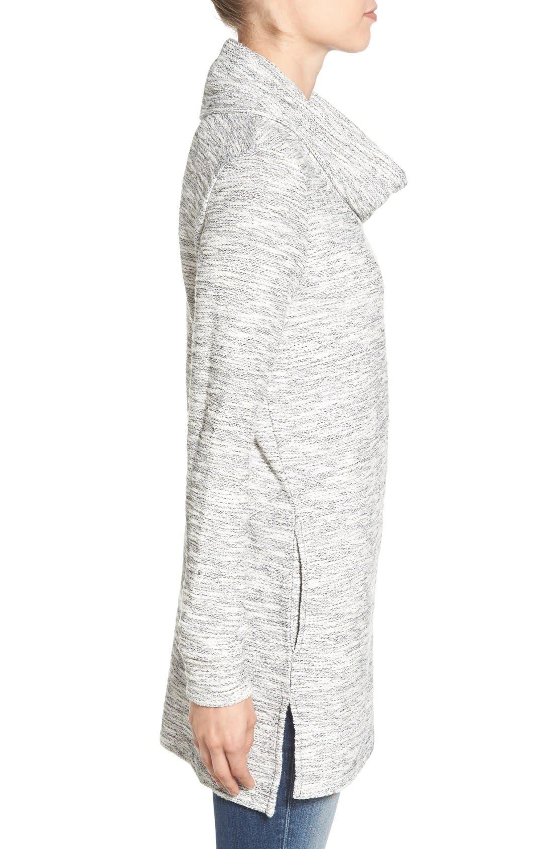 ,                             Knit Cowl Neck Tunic,                             Alternate thumbnail 19, color,                             900