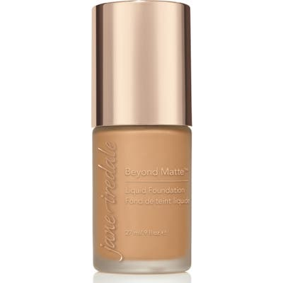 Jane Iredale Beyond Matte Liquid Foundation - M10