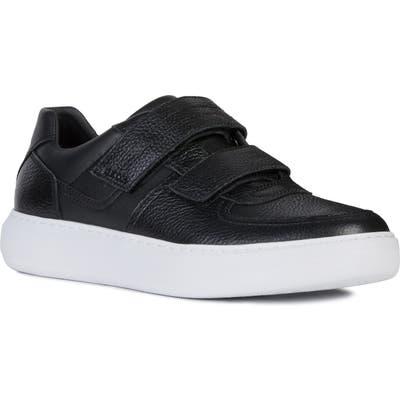 Geox Deiven 18 Sneaker, Black