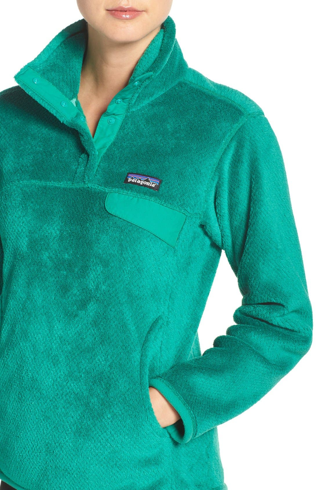 ,                             Re-Tool Snap-T<sup>®</sup> Fleece Pullover,                             Alternate thumbnail 113, color,                             309