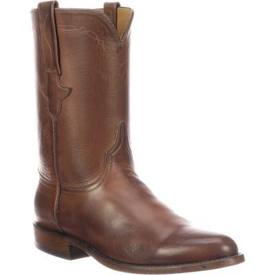 Lucchese Bannock Cowboy Boot