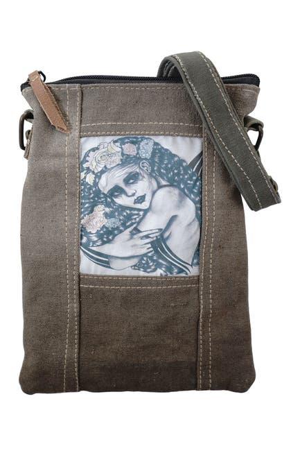 Image of Vintage Addiction Flower Girl Tent Crossbody Bag