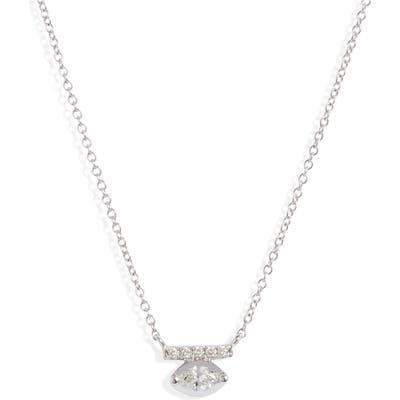 Bony Levy Gatsby Diamond Pendant Necklace (Nordstrom Exclusive)