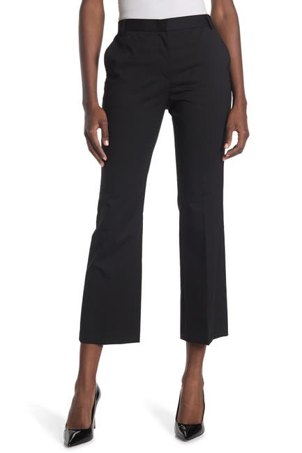 Image of RED Valentino Flared Cropped Pants