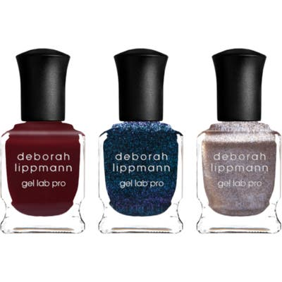 Deborah Lippmann Precious Things Gel Lab Pro Nail Color Set - No Color