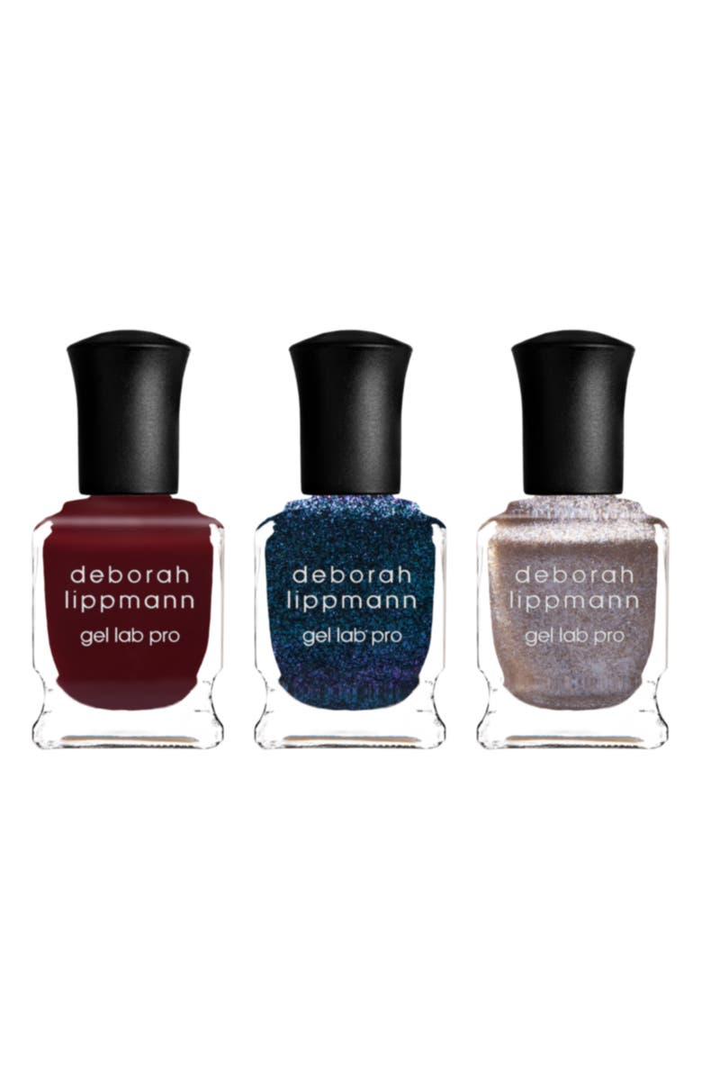 DEBORAH LIPPMANN Precious Things Gel Lab Pro Nail Color Set, Main, color, NO COLOR