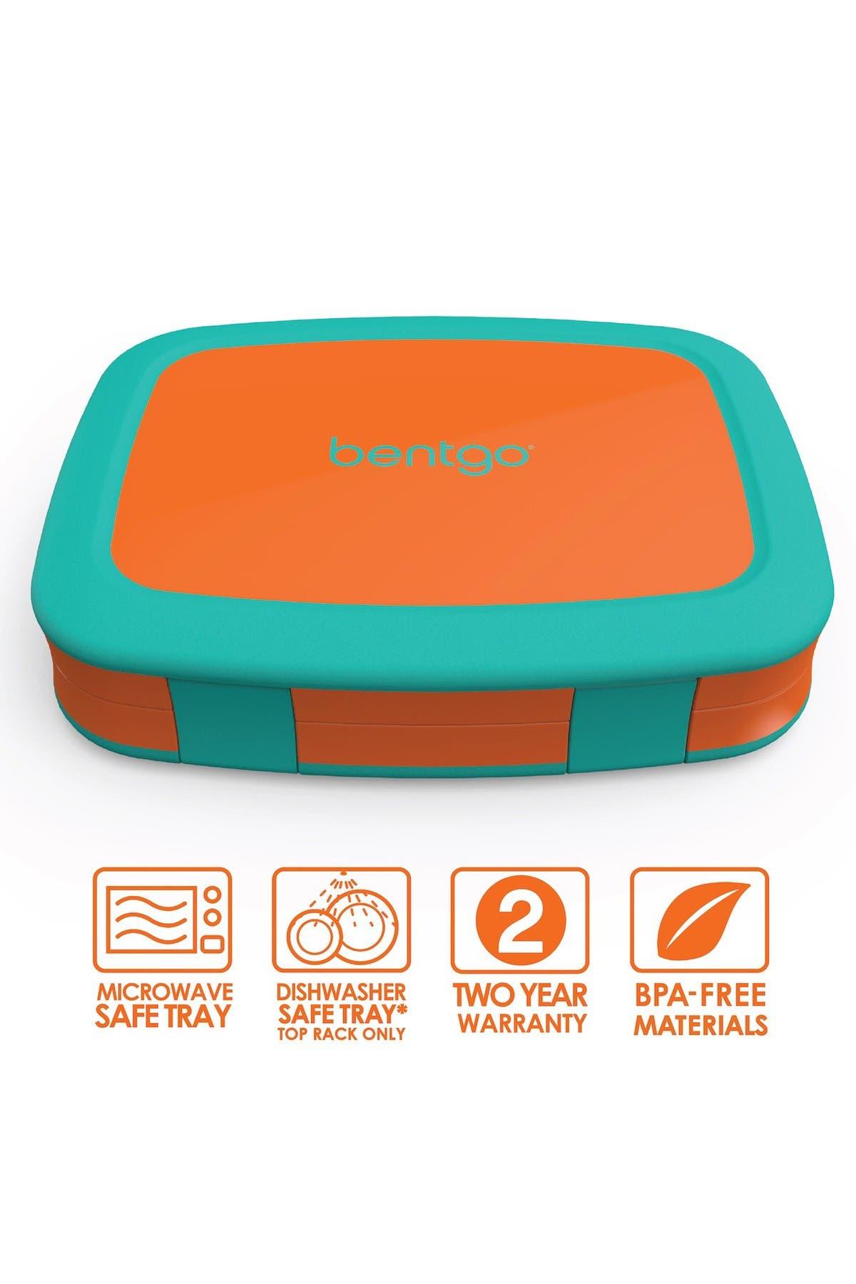 Image of BENTGO Kids Leakproof Lunch Box - Orange