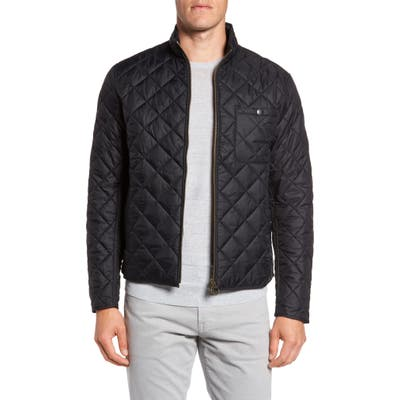 Barbour Pod Regular Fit Quilted Jacket, Black