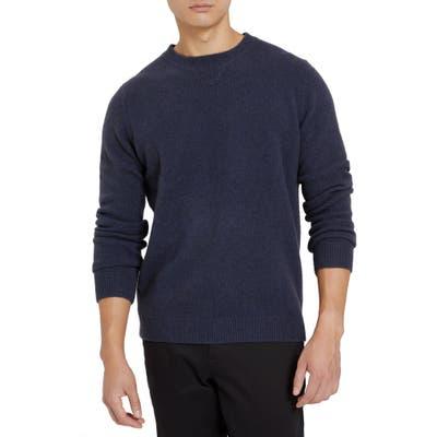 Frank And Oak Regular Fit Sweater, Blue