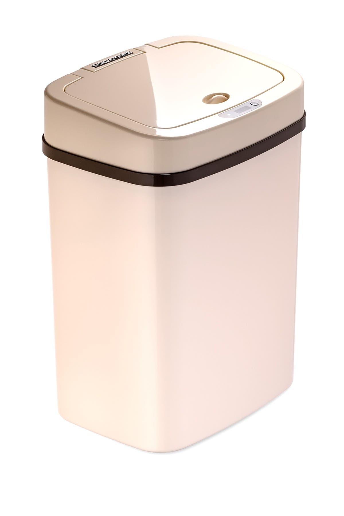 Image of NINESTARS Motion Sensor Trash Can - 12 liters