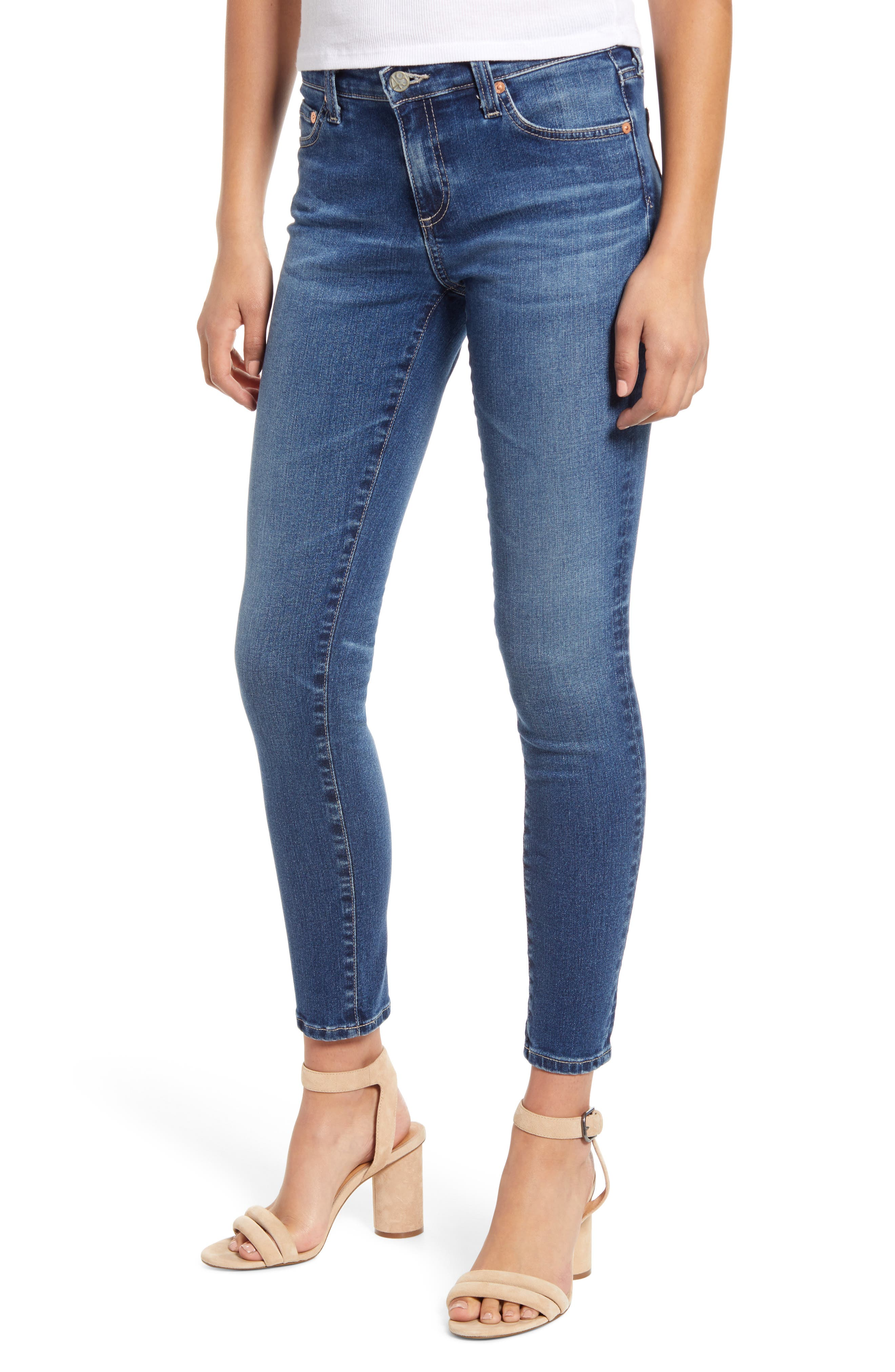 AG The Legging Ankle Super Skinny Jeans (15 Years Devotion)