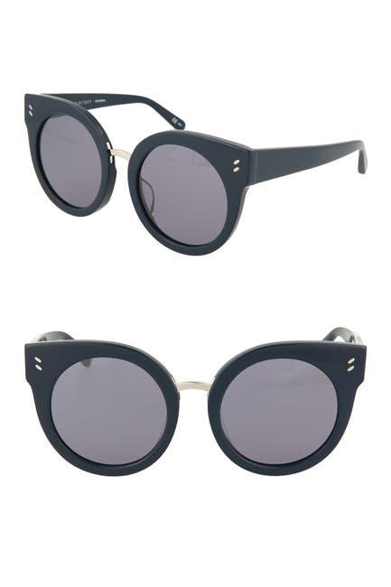 Image of Stella McCartney 52mm Cat Eye Sunglasses