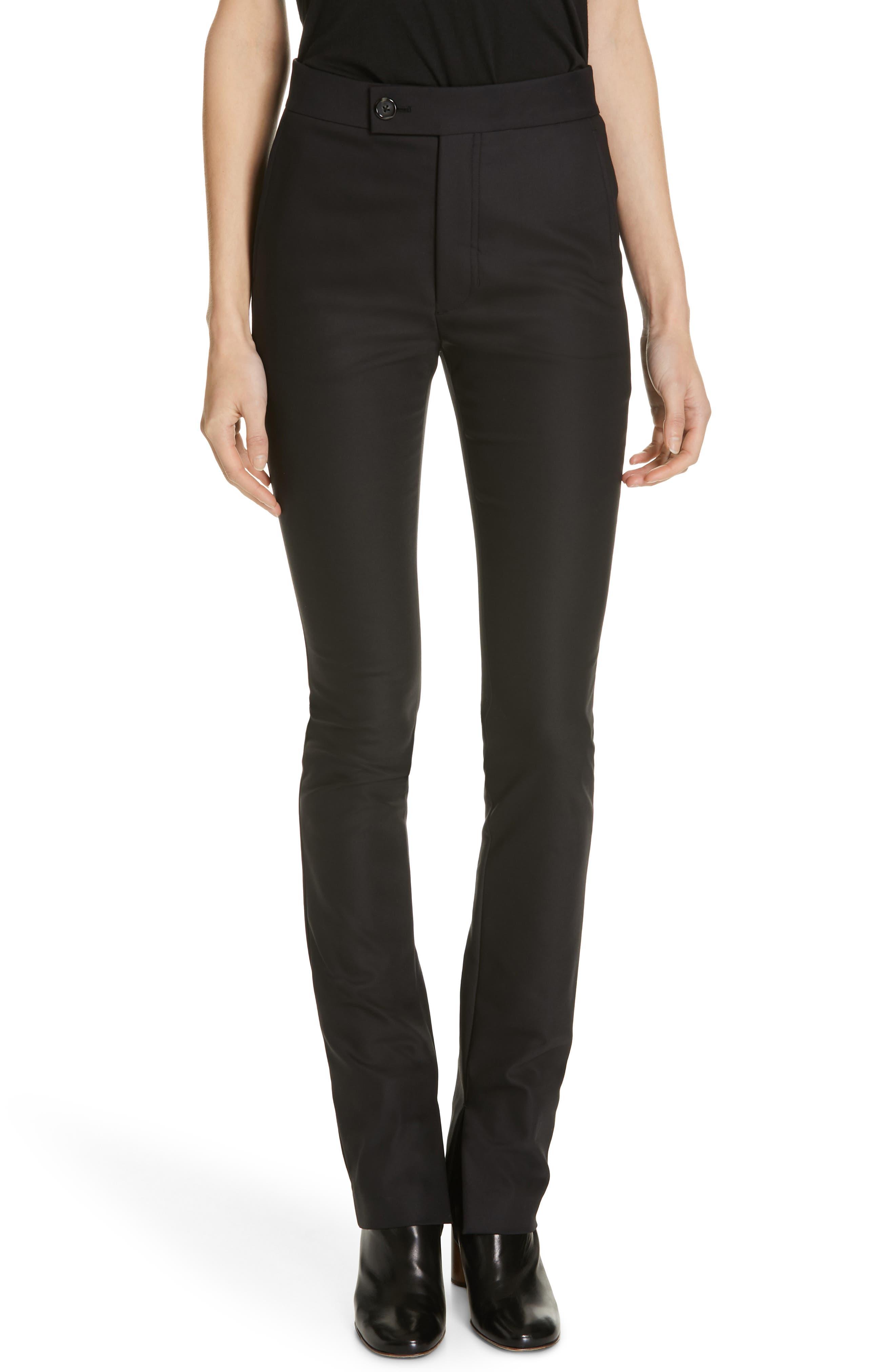 Rider Legging Pants, Main, color, BLACK