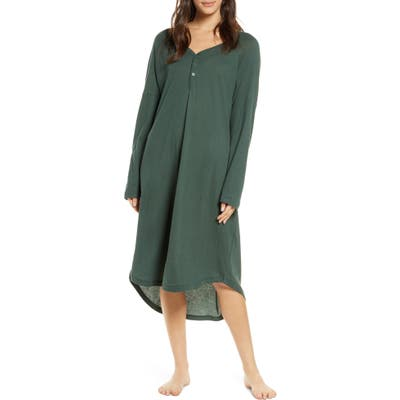 The Great. The Nightshirt Long Nightgown, (fits like 0-2 US) - Green