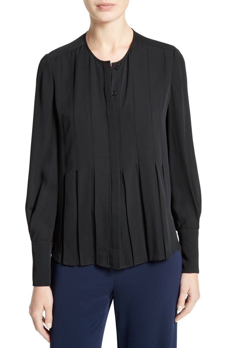DIANE VON FURSTENBERG Vicky Top, Main, color, 001