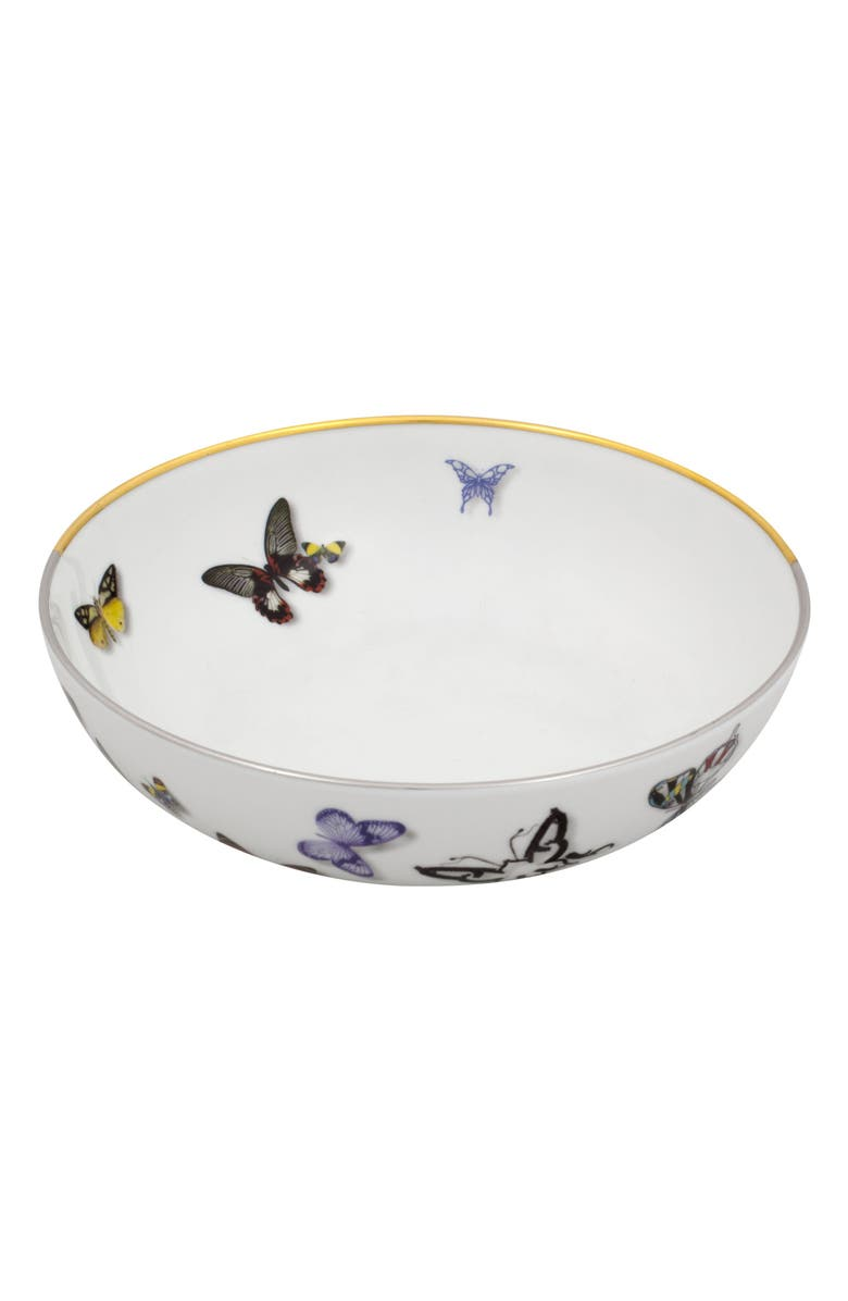 CHRISTIAN LACROIX Butterfly Parade Cereal Bowl, Main, color, MULTI