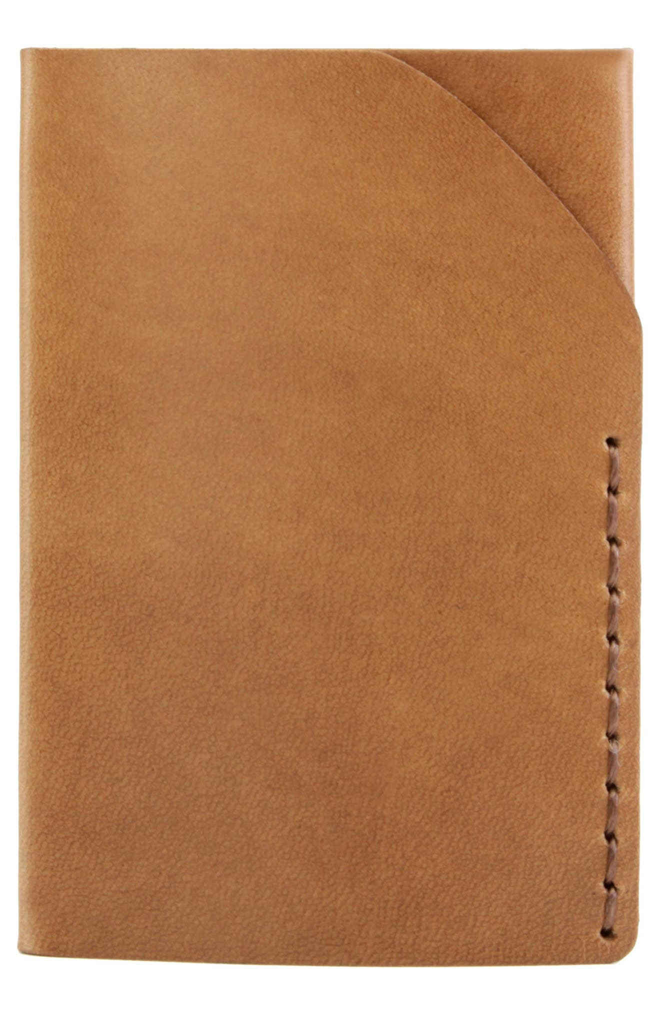 No. 2 Leather Card Case