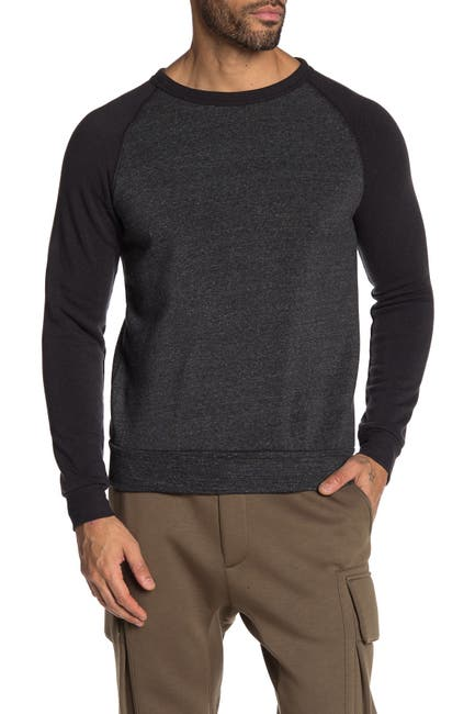 Image of Alternative Apparel Colorblocked Champ Sweater