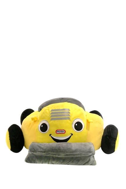 Image of Little Tikes Plush Car - Digger