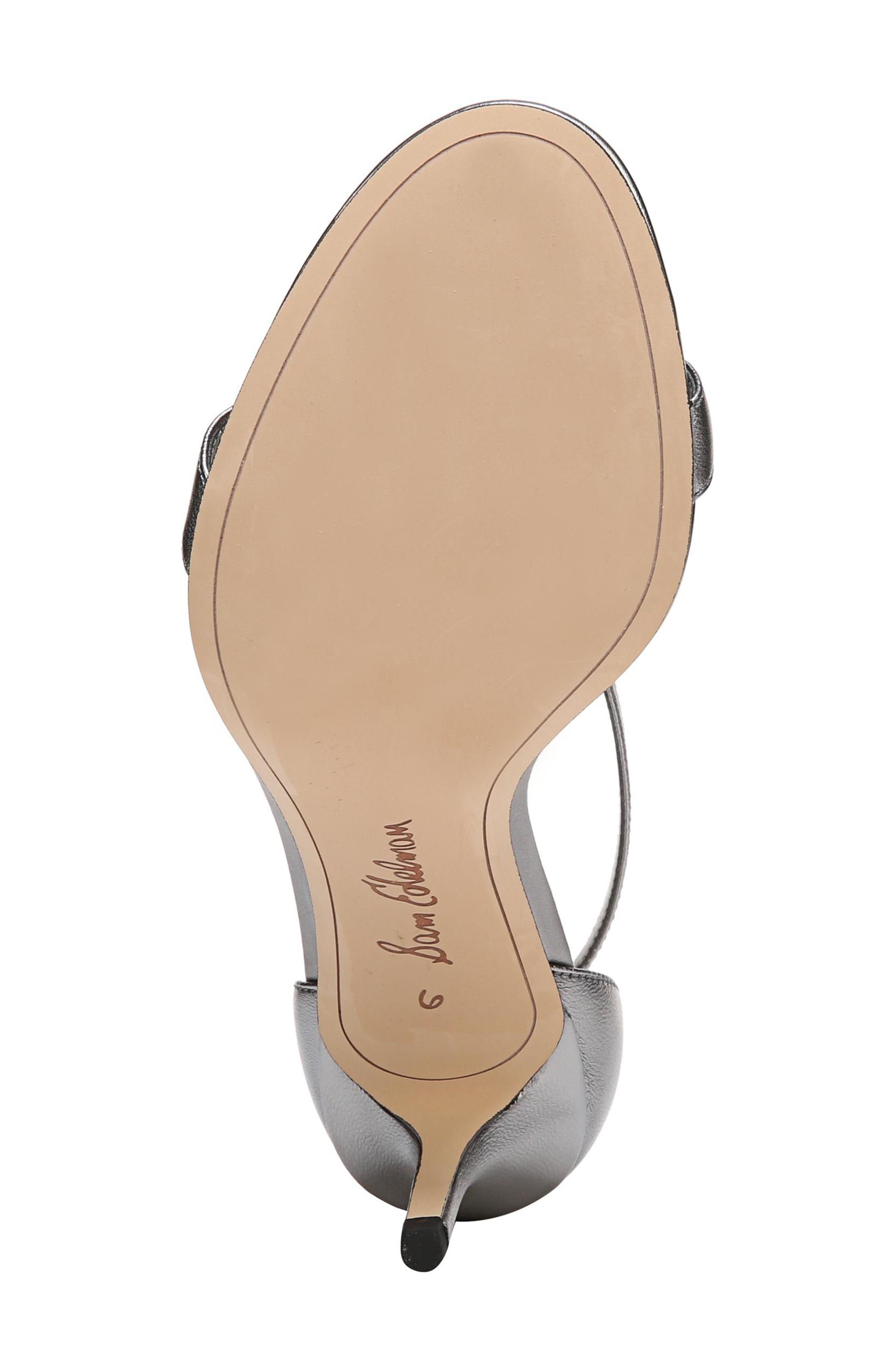 ,                             'Patti' Ankle Strap Sandal,                             Alternate thumbnail 30, color,                             040