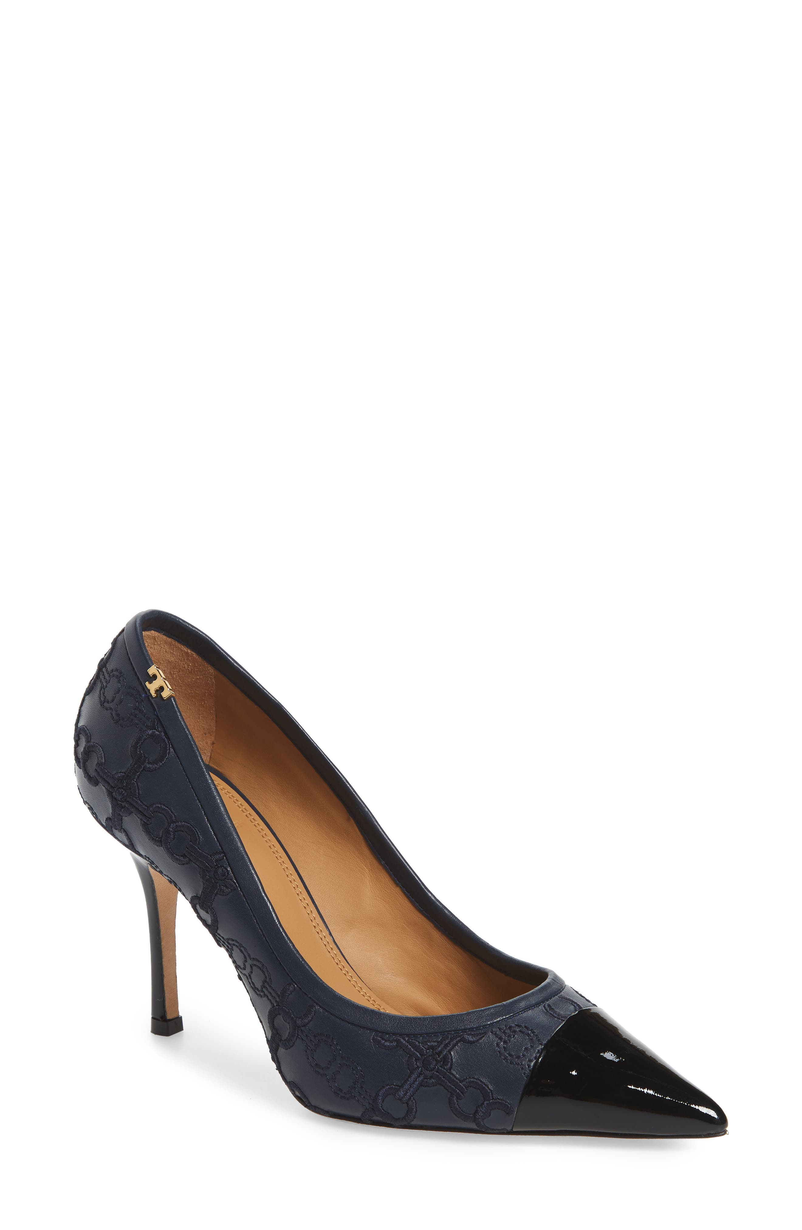 Tory Burch Pumps Penelope Embroidered Pump