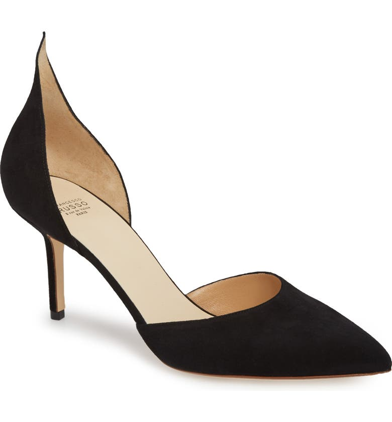 FRANCESCO RUSSO d'Orsay Pump, Main, color, 001