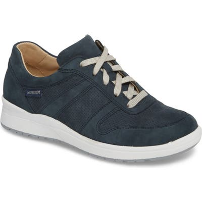 Mephisto Rebecca Perforated Sneaker, Blue