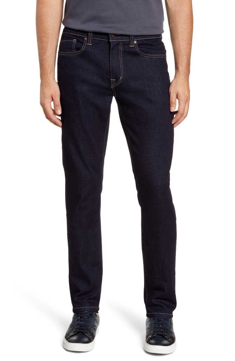 FIDELITY DENIM Torino Slim Fit Jeans, Main, color, SALAZAR