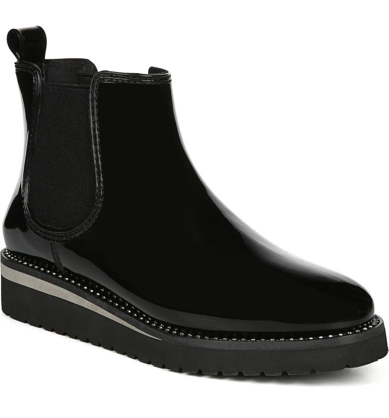 NATURALIZER Luna Waterproof Chelsea Boot, Main, color, 001
