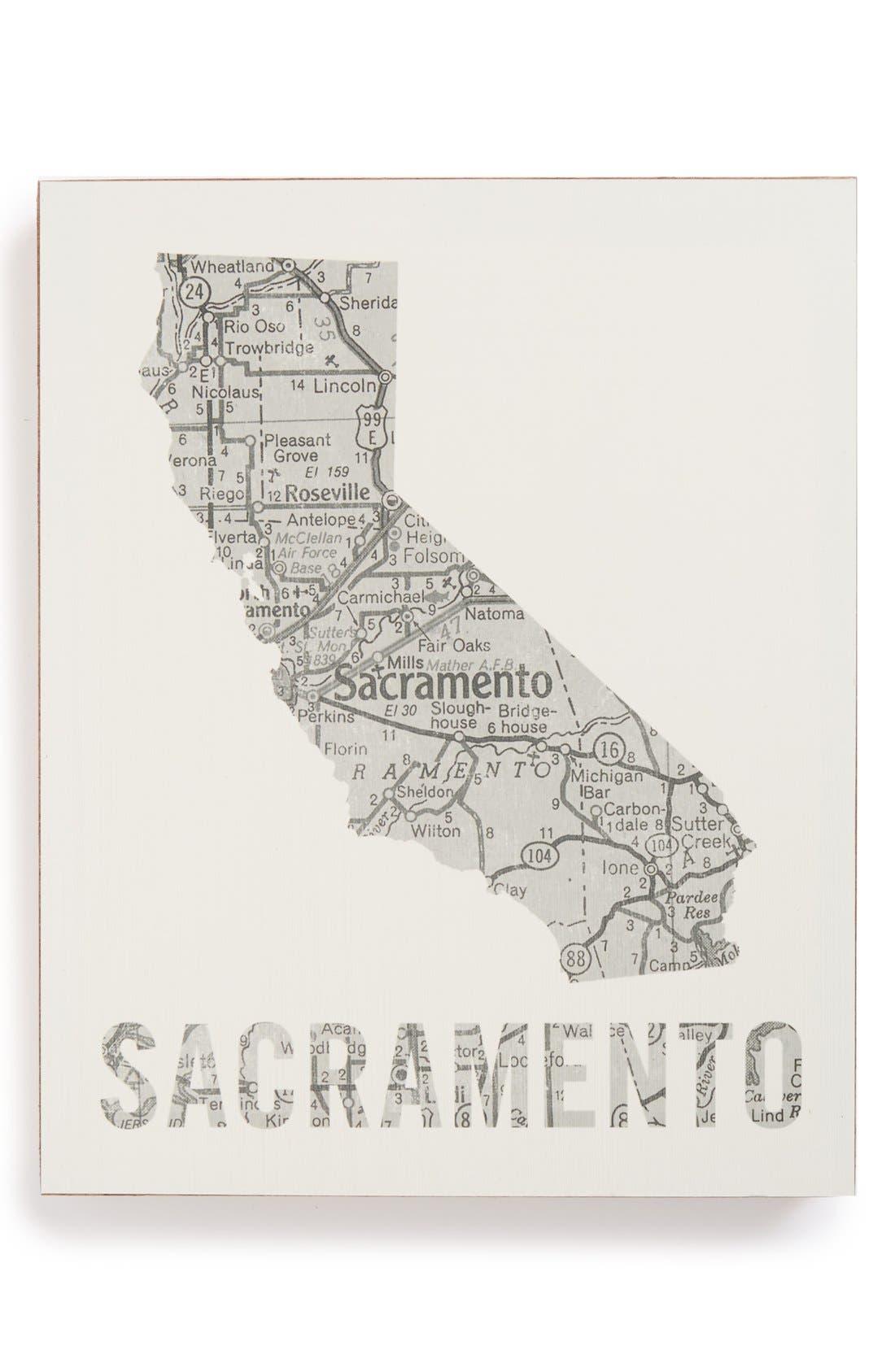 ,                             City Map Wall Art,                             Main thumbnail 32, color,                             049