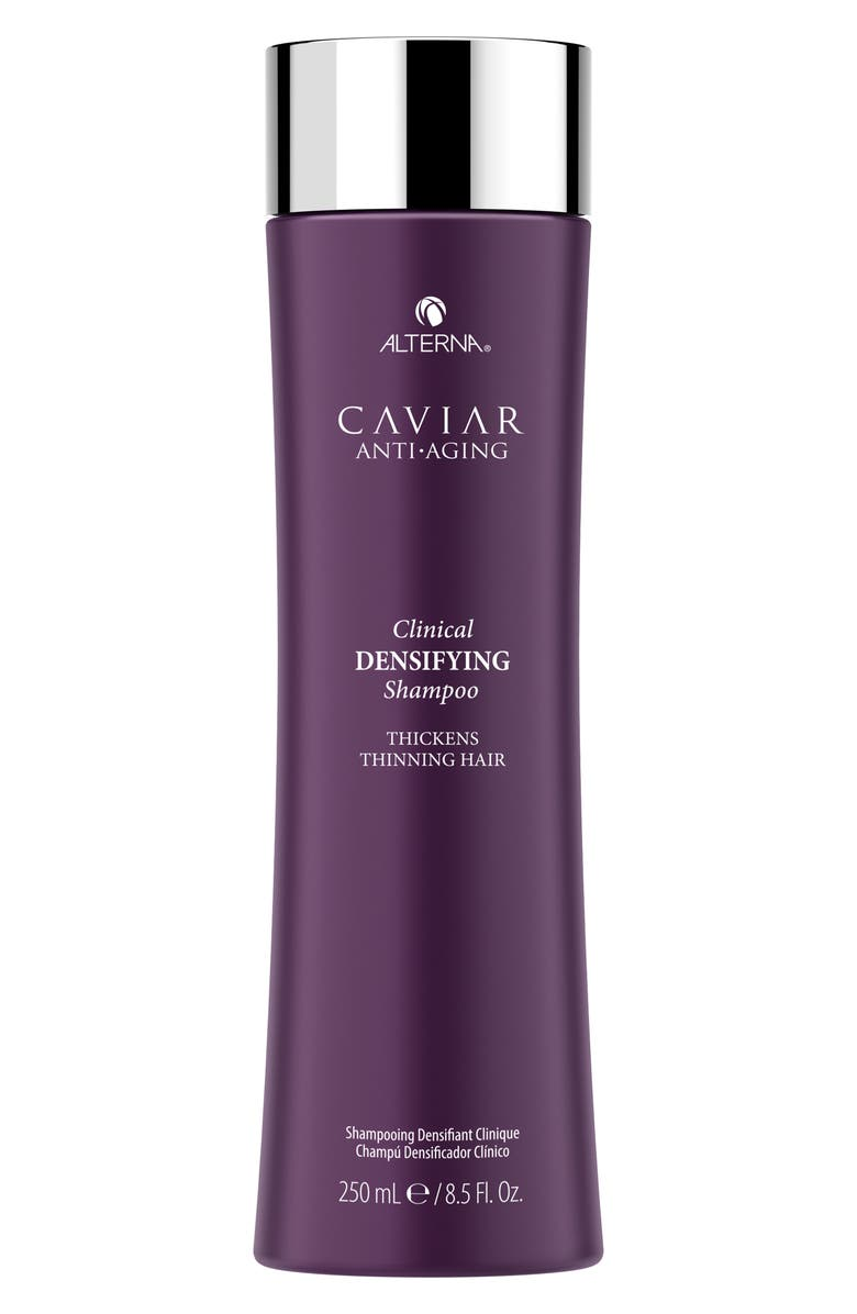 ALTERNA<SUP>®</SUP> Caviar Anti-Aging Clinical Densifying Shampoo, Main, color, NO COLOR