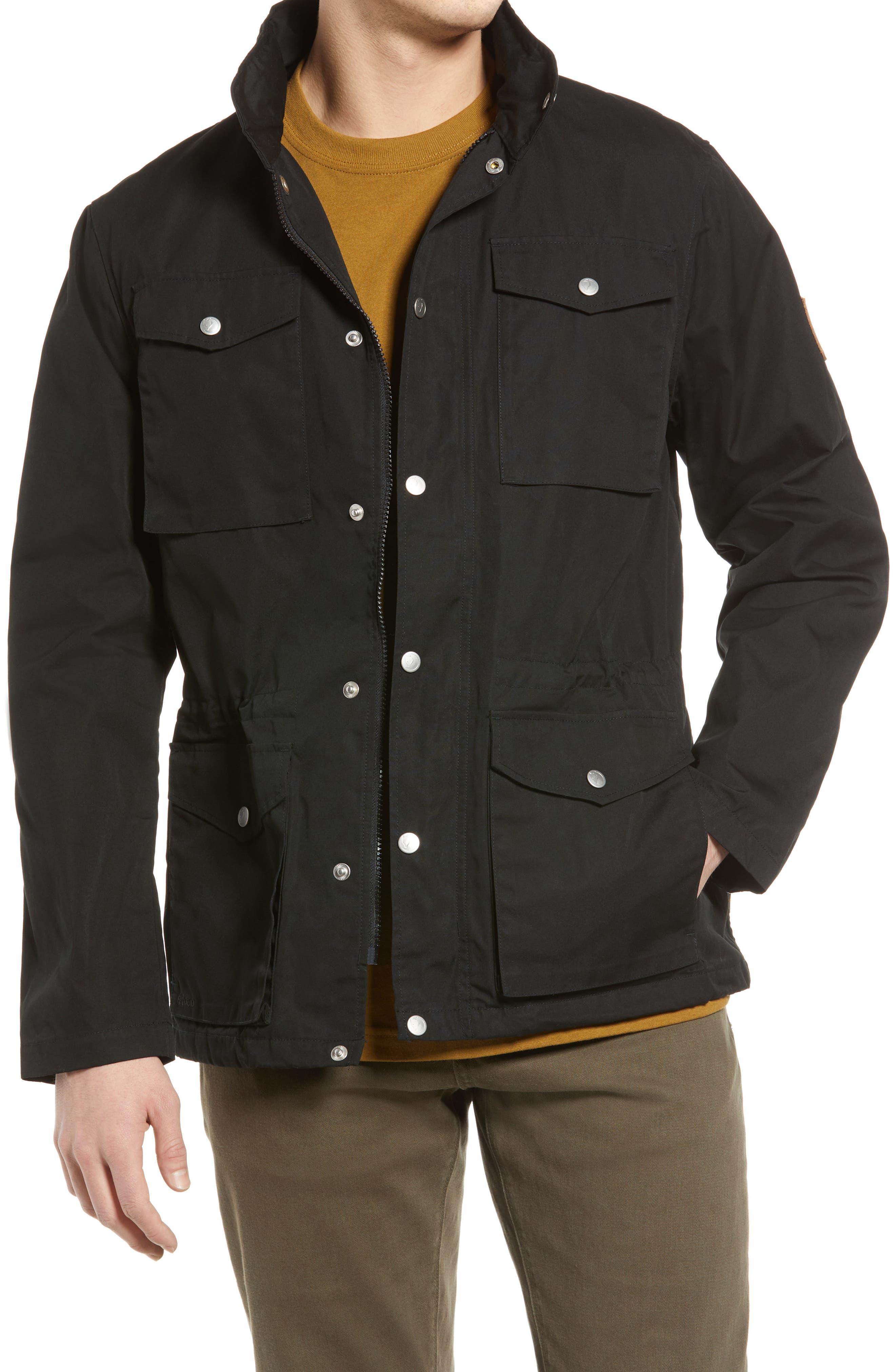 Rven Water Resistant Field Jacket