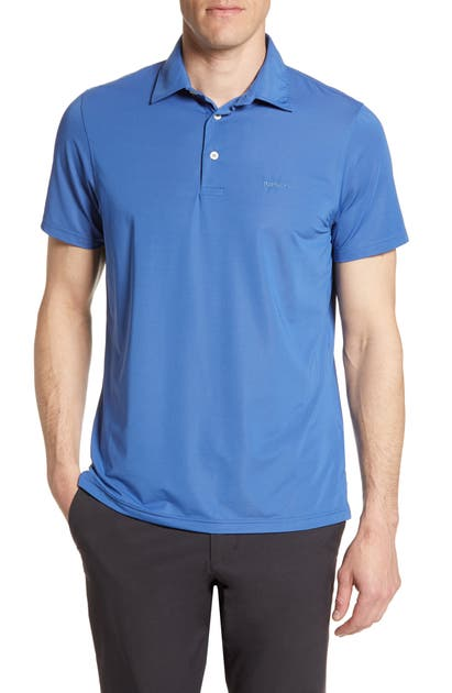 Barbour Shorts REGULAR FIT SHORT SLEEVE PERFORMANCE POLO