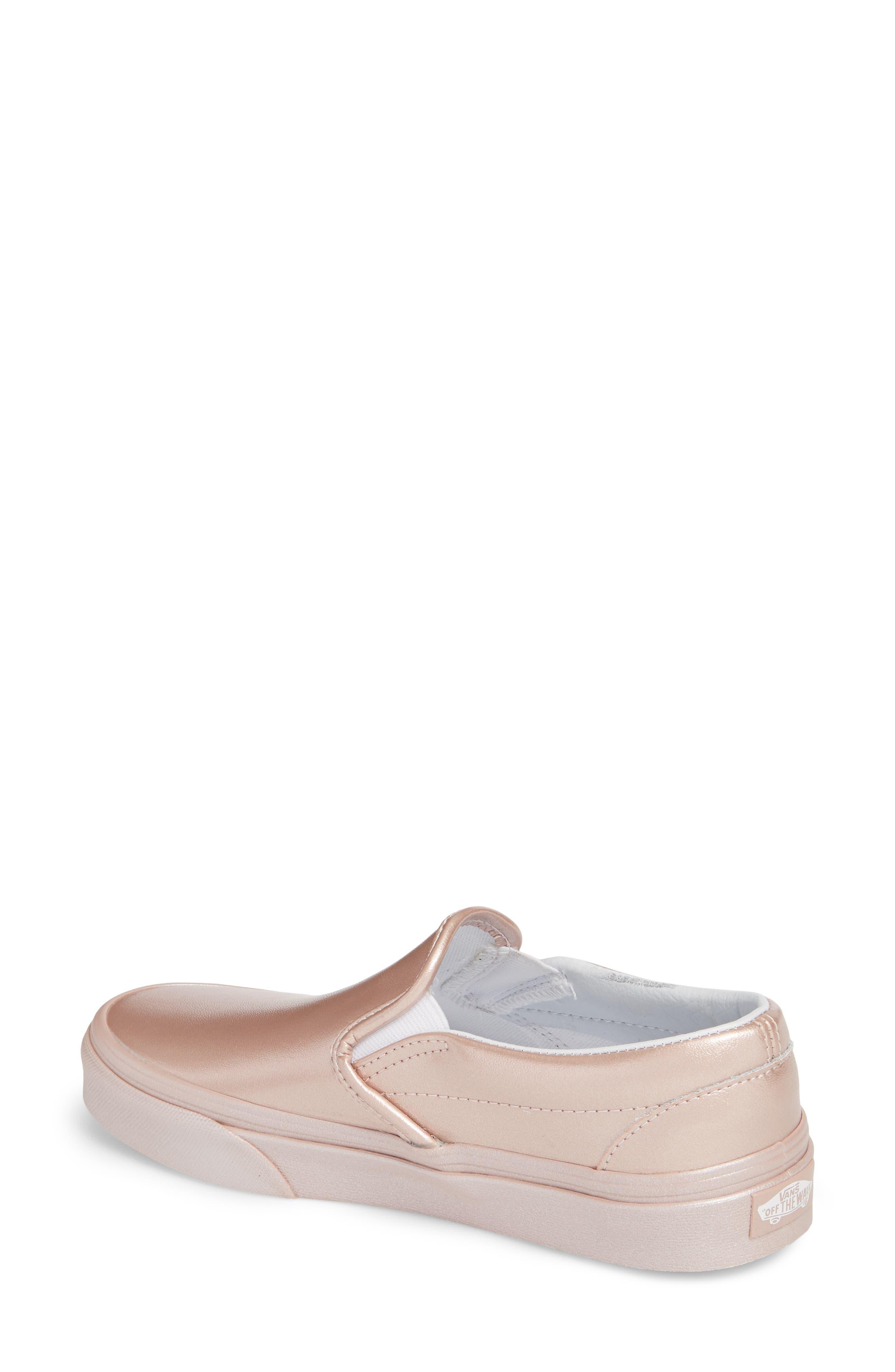 ,                             Classic Slip-On Sneaker,                             Alternate thumbnail 196, color,                             659