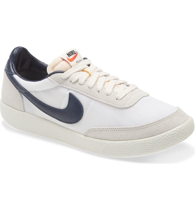 NIKE Killshot OG Sneaker, Main, color, SAIL/ MIDNIGHT NAVY