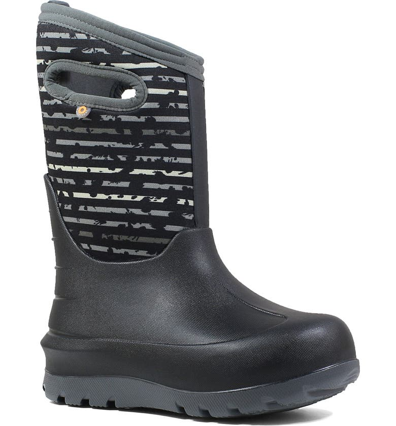 BOGS Neo Classic Insulated Waterproof Boot, Main, color, 009