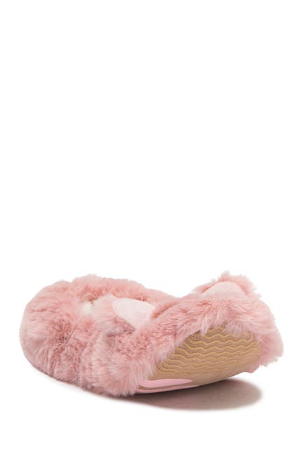 Image of Joules Pippie Faux Fur Slipper