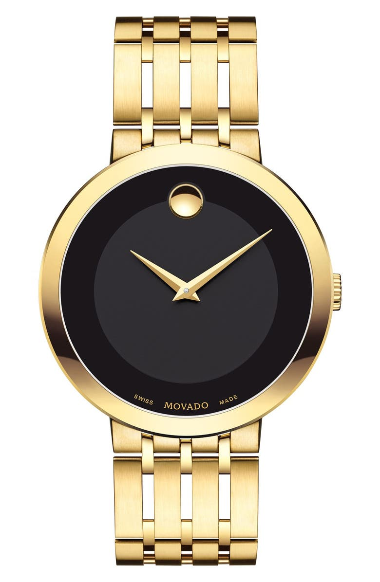 Movado Esperanza Bracelet Watch 39mm