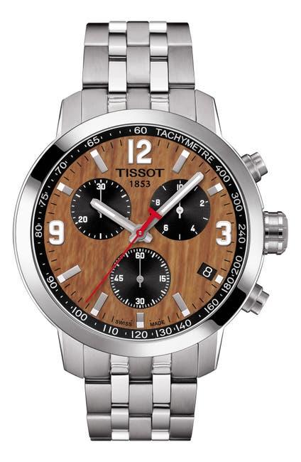 Image of Tissot Men's T-Sport Chronograph Bracelet Watch, 41mm