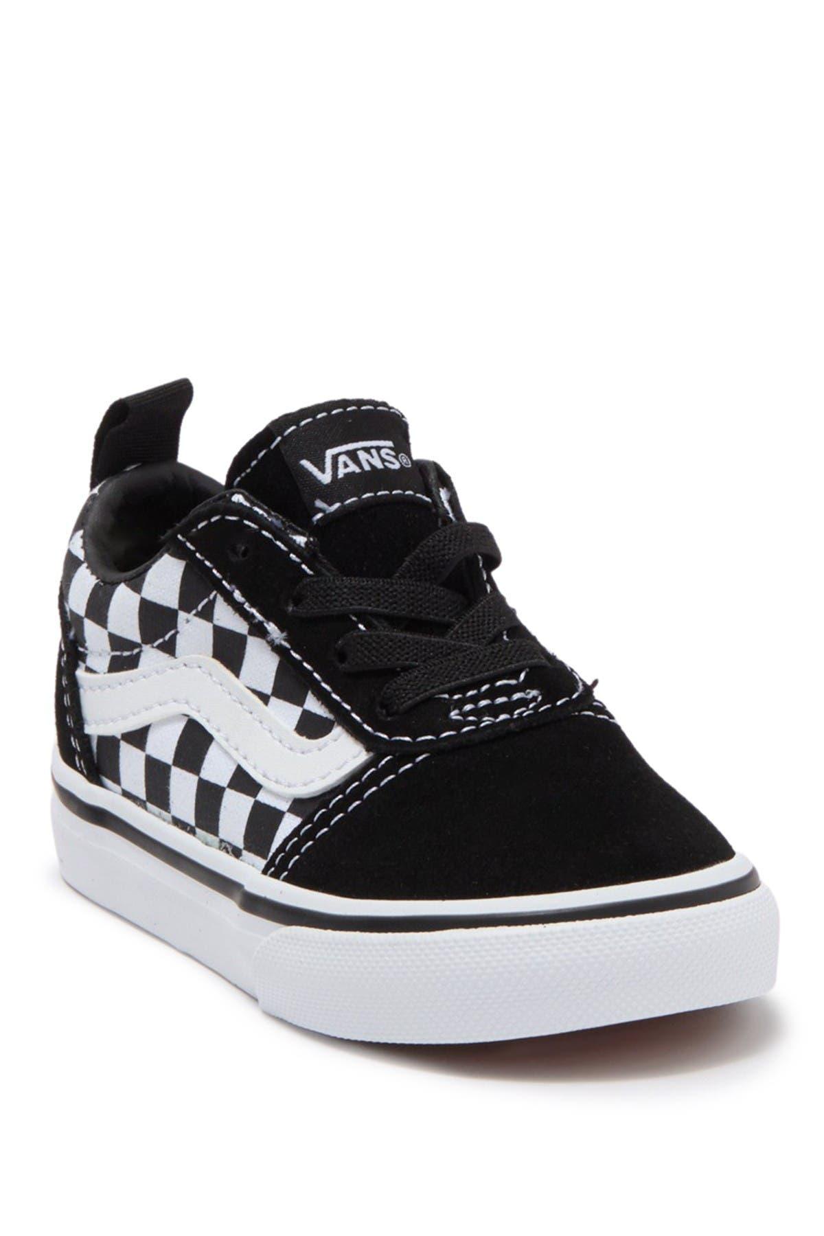 Image of VANS Ward Checkered Sneaker