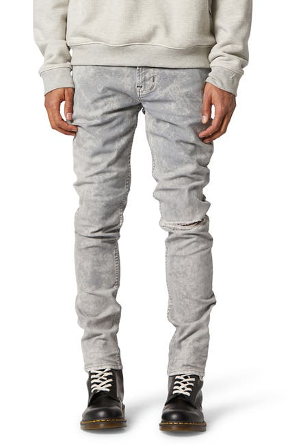 Image of HUDSON Jeans Axl Mid Rise Skinny Jeans