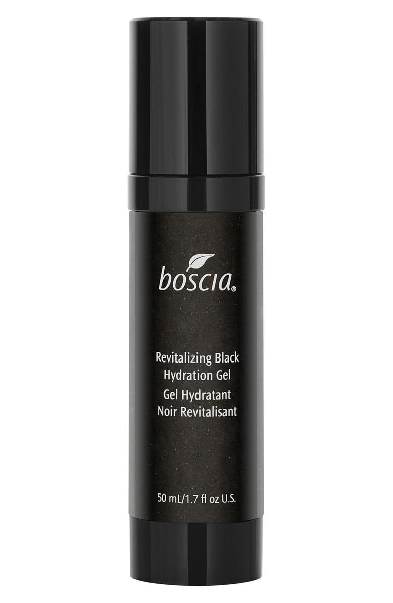 BOSCIA Revitalizing Black Charcoal Hydration Gel, Main, color, 000