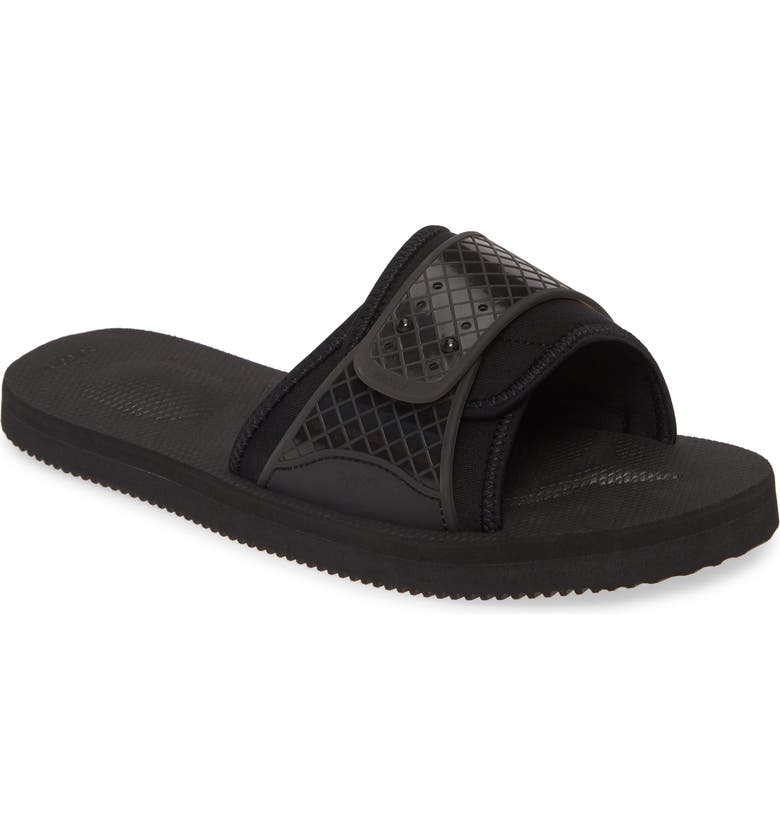 SUICOKE Siv Sport Slide, Main, color, 001