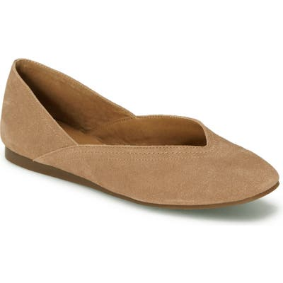 Lucky Brand Alba Skimmer, Brown