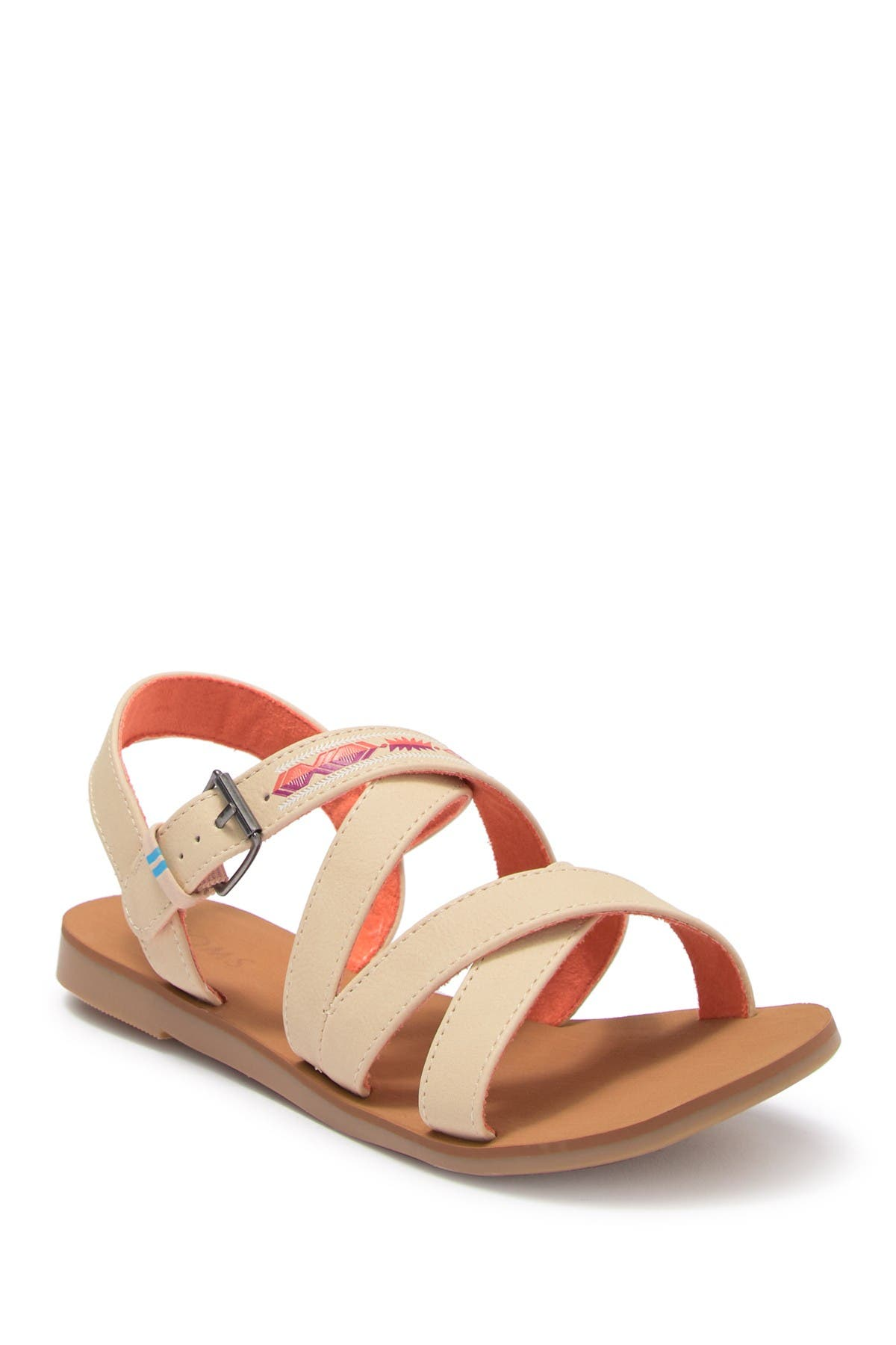 Image of TOMS Sicily Strappy Sandal