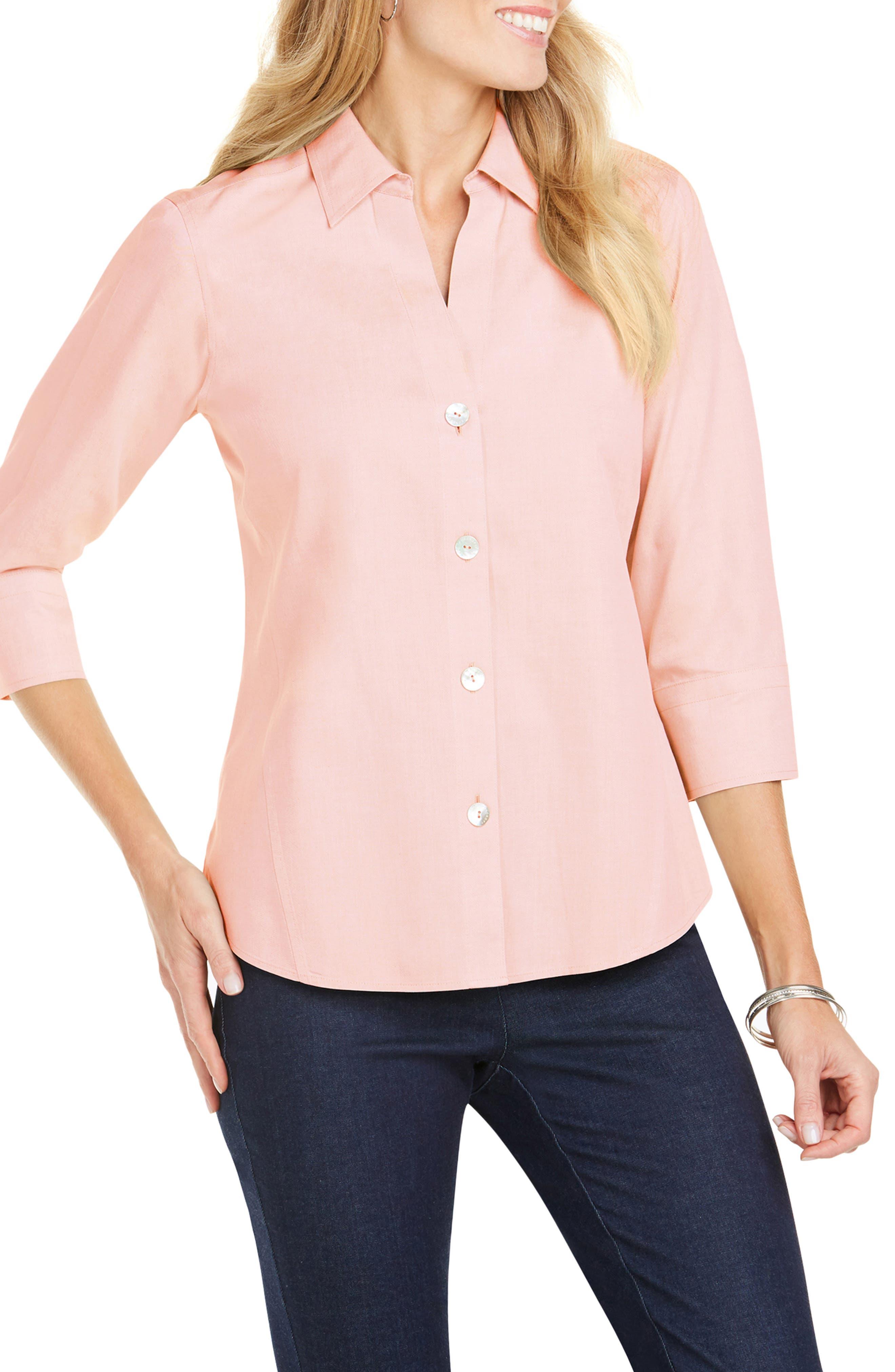 Paityn Non-Iron Cotton Shirt