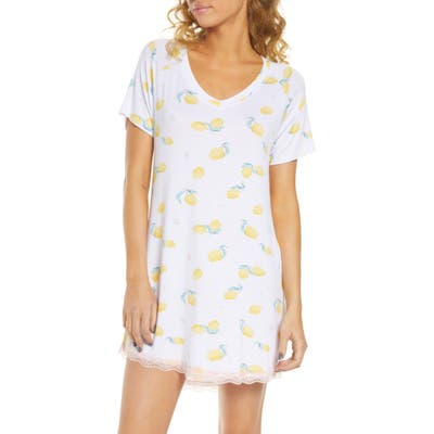 Honeydew Intimates All American Sleep Shirt, Yellow