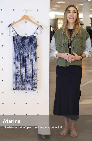 Tide Pool Convertible Cover-Up Dress, sales video thumbnail