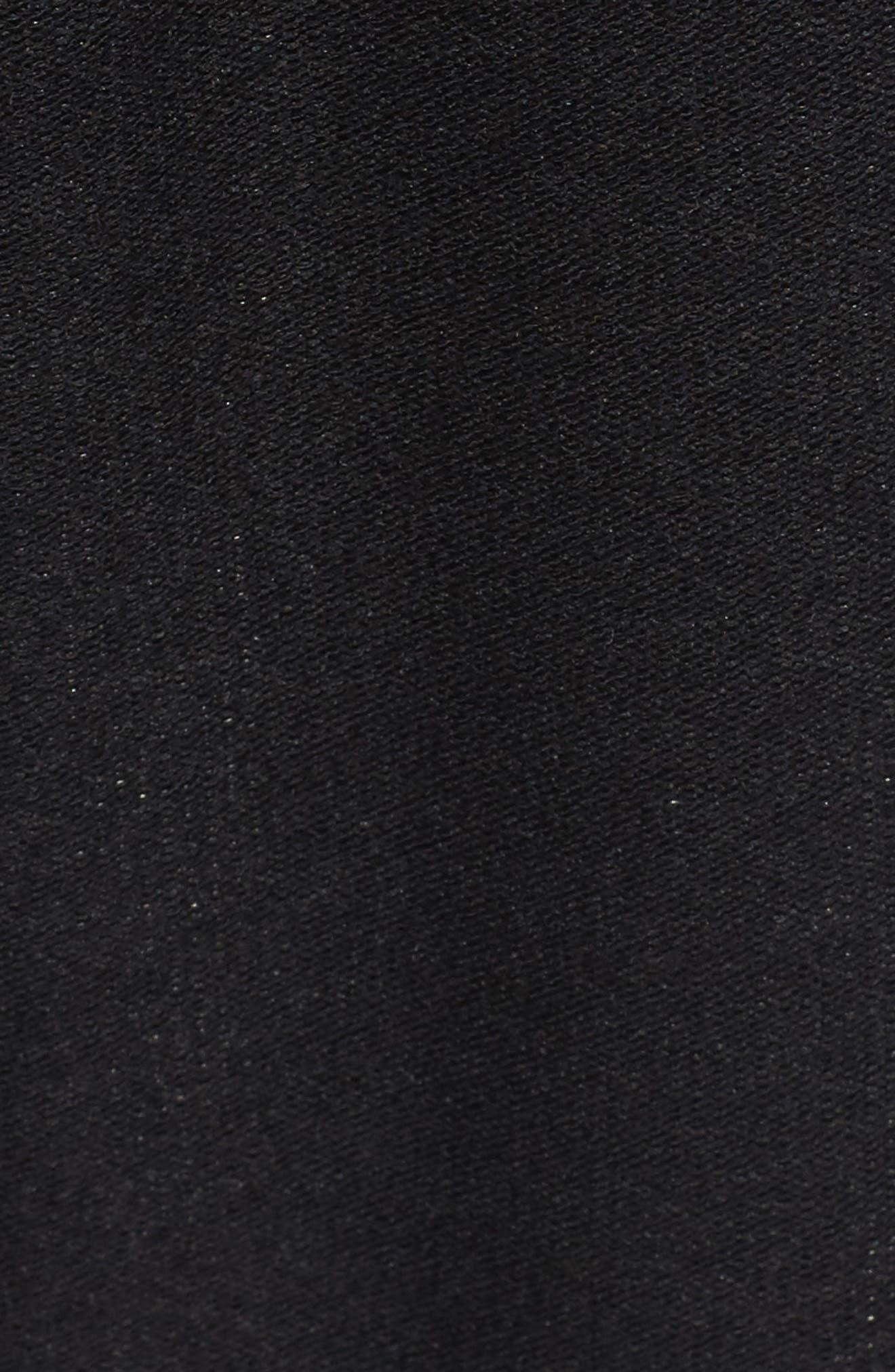 ,                             Ultra Soft Jogger Pants,                             Alternate thumbnail 5, color,                             BLACK